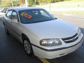 2004 CHEVROLET IMPALA /RUNS GREAT/